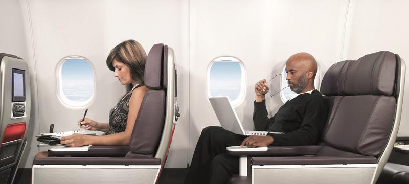 Как выбрать лучшие места в самолете