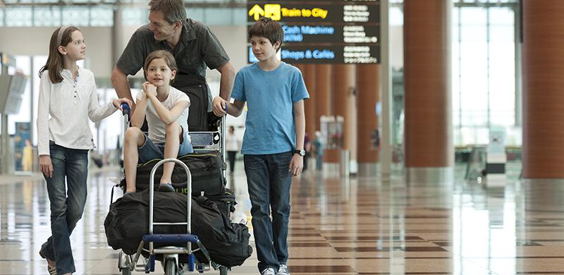 familyinairport
