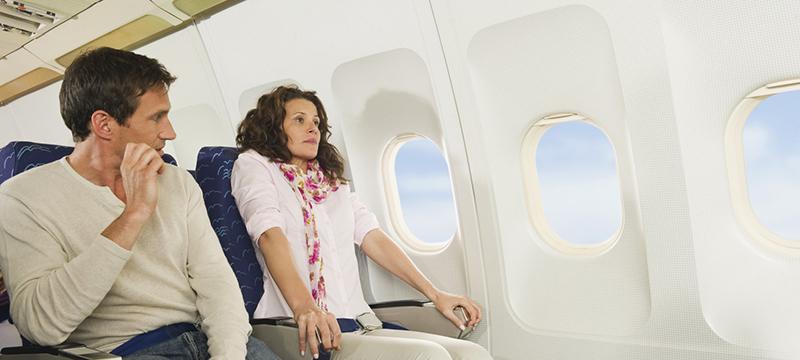 Боюсь летать на самолете. Как преодолеть страх полета?
