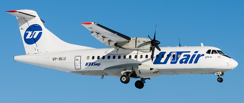 ATR-42 UTAir (VP-BLU)