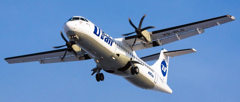 ATR 72-500 — 15 лайнеров