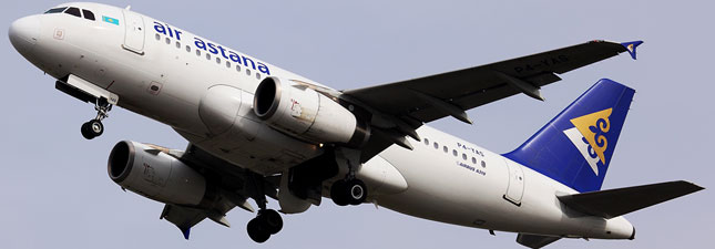 Airbus A319-100 Air Astana