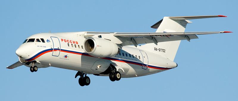 An-148 Россия (RA)