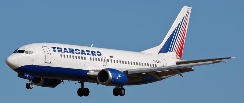 Boeing 737-300 Transaero (EI-CXR)