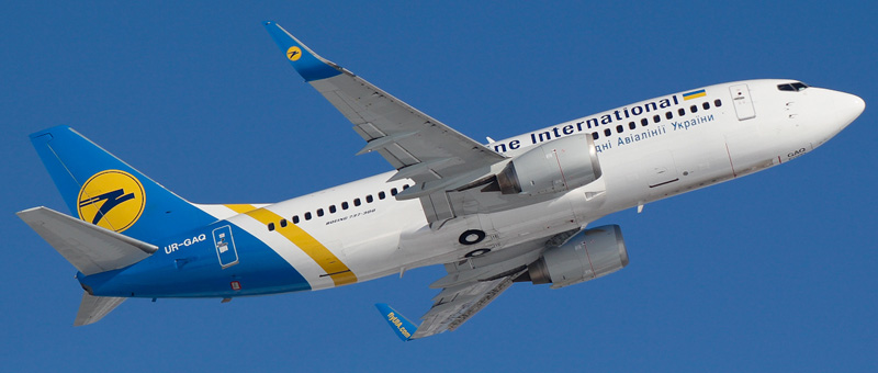 Boeing 737-33R1 Ukraine Airlines