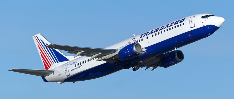 Boeing 737-400 Transaero (EI-DNM)