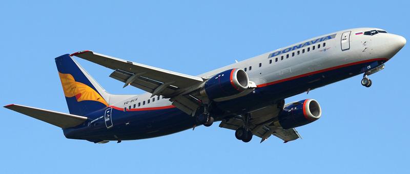 Boeing 737-400 ДонАвиа
