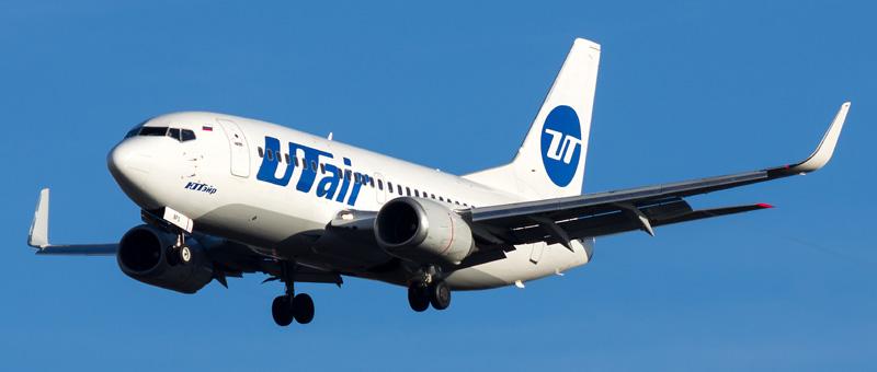 Boeing 737-500 UTAir (VP-BFO)