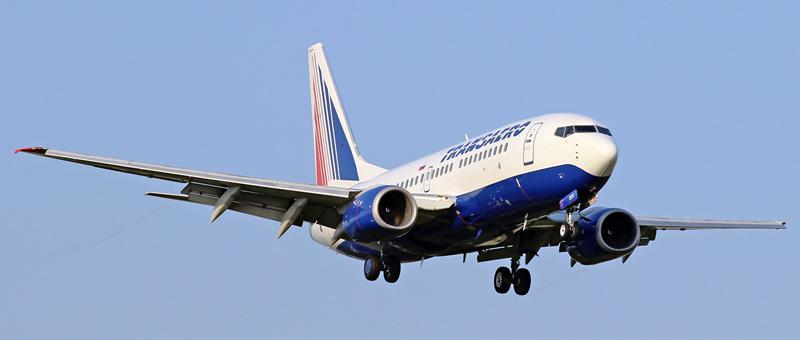 Boeing 737-700 Transaero (EI-EUY)