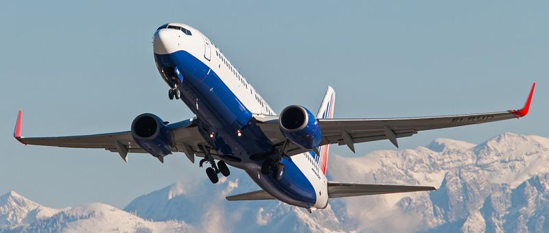 Boeing 737-800 Transaero (EI-RUD)