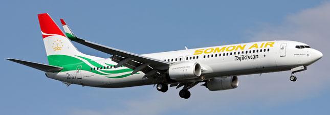 Boeing 737-900 Somon Air