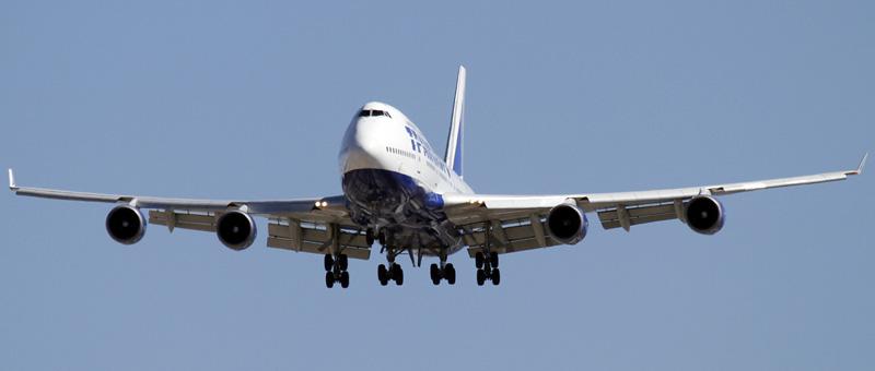 Boeing 747-300 Transaero (VP-BGX)