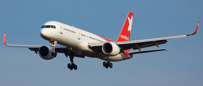 Boeing 757-231 Nordwind Airlines
