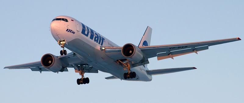 Boeing 767-2001 UTAir (VP-BAB)