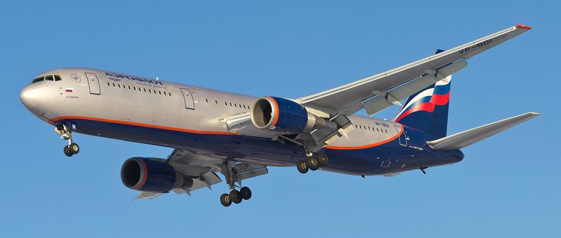 Boeing 767-300 Аэрофлот (VP-BDI)