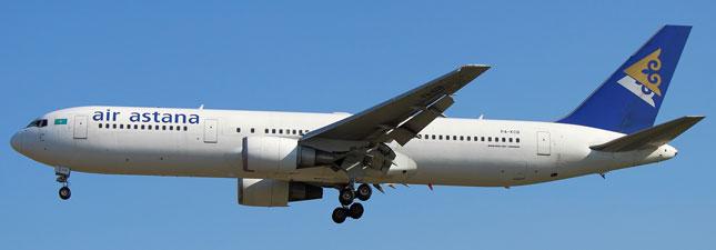 Boeing 767-300 Air Astana
