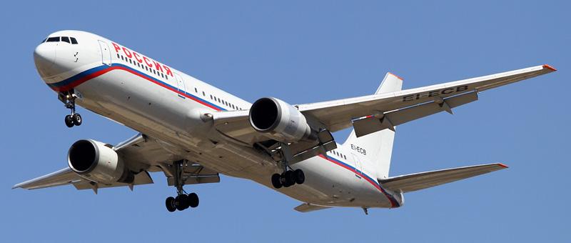 Boeing 767-300 Россия (EI-EAR)