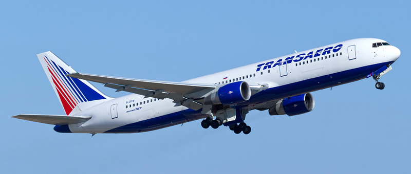 Boeing 767-300 Transaero (EI-DFS)