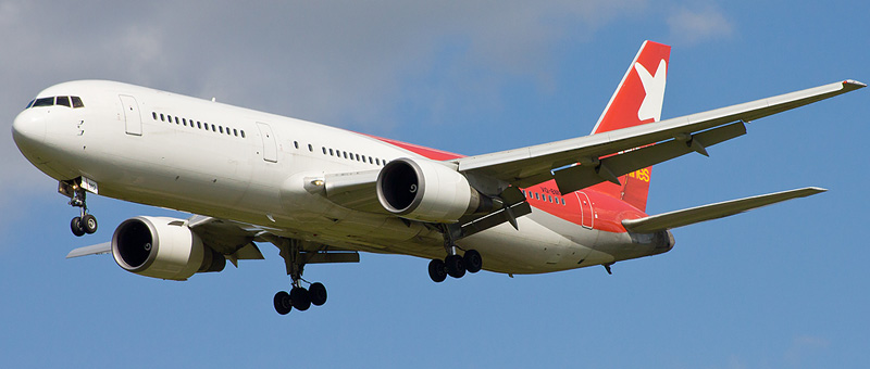 Boeing 767-300 Nordwind Airlines
