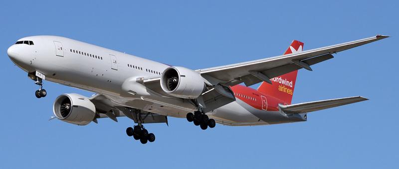 Boeing 777-21BER Nordwind Airlines