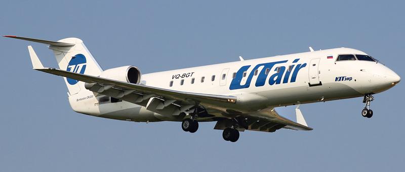 Bombardier CRJ-200 UTAir (VQ-BGT)