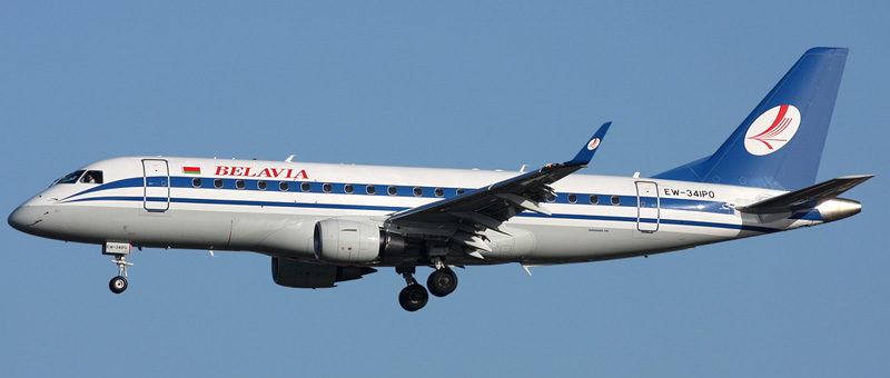Embraer ERJ-170 Белавиа