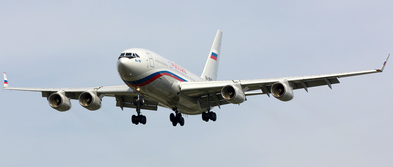 ИЛ 96-300 Россия