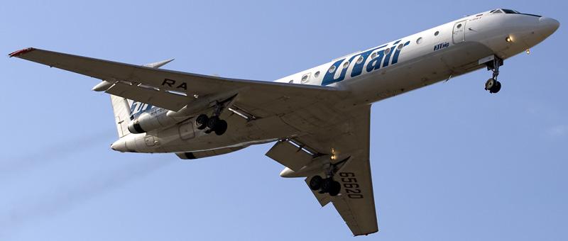 TU-134 UTAir
