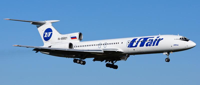 TU-154 UTAir