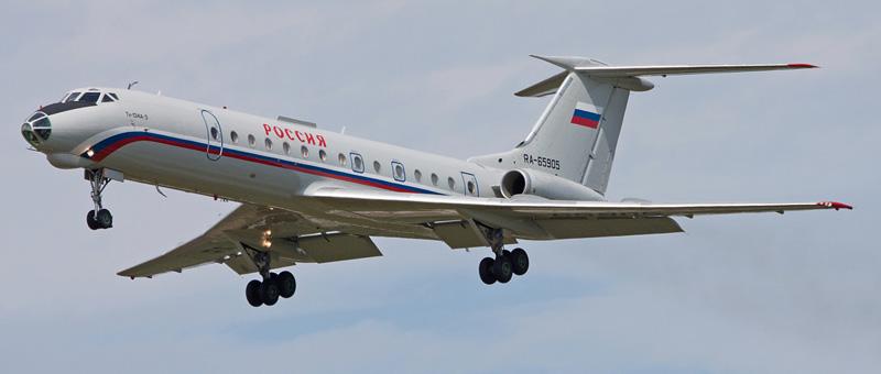 ТУ-134A Россия
