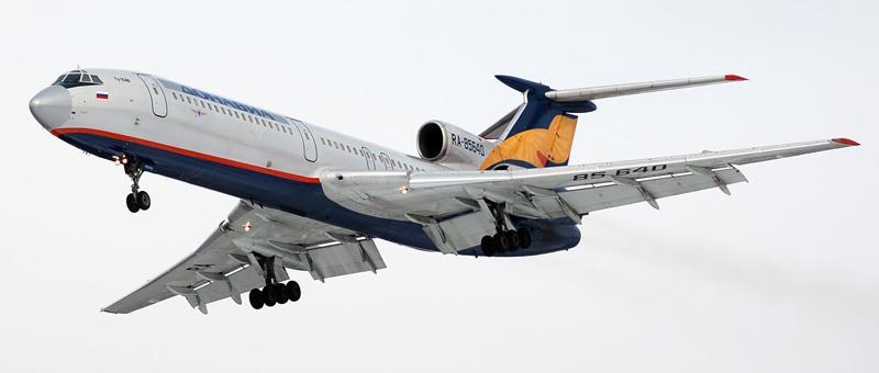 ТУ-154M ДонАвиа
