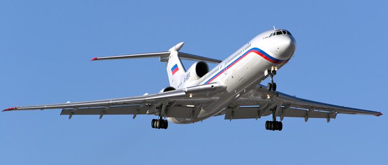 ТУ 154M1 Россия