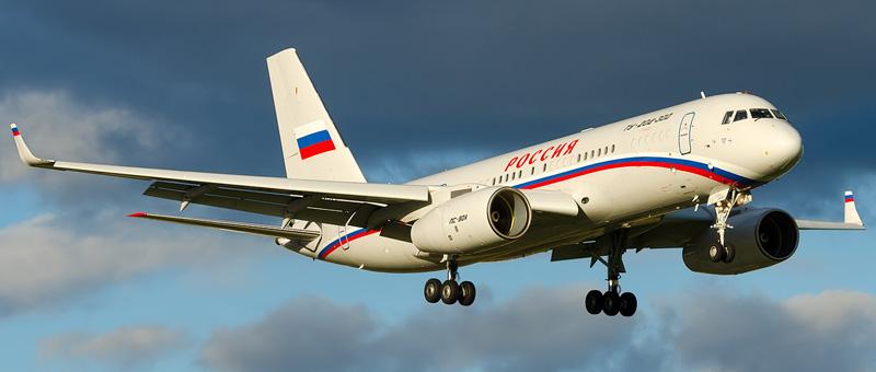 ТУ 204-300 Россия