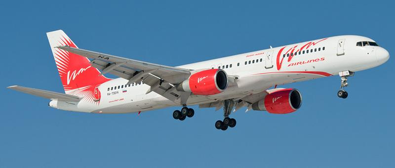 Boeing 757-200 Vim-Avia