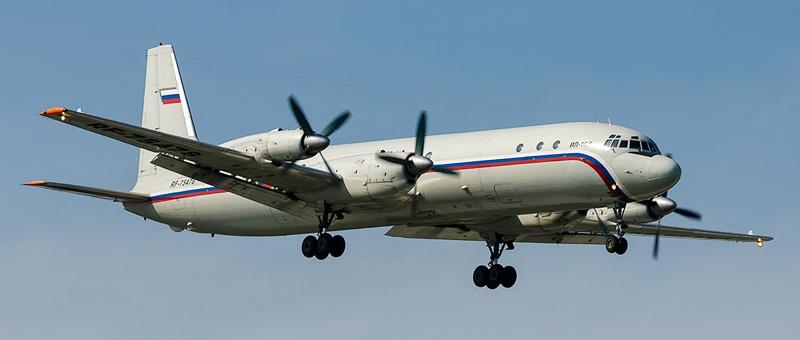 ИЛ-18 Россия