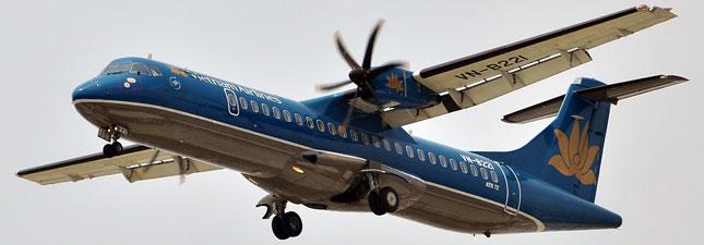 ATR 72 Вьетнамские авиалинии