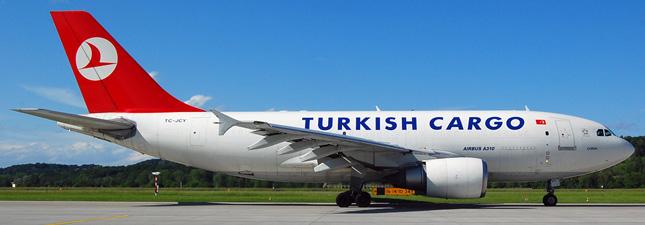 Airbus A310-300 Турецкие авиалинии