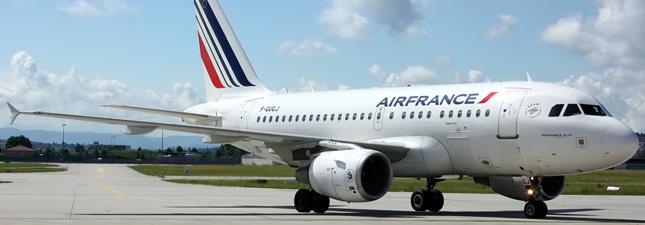 Airbus A318-100 Air France