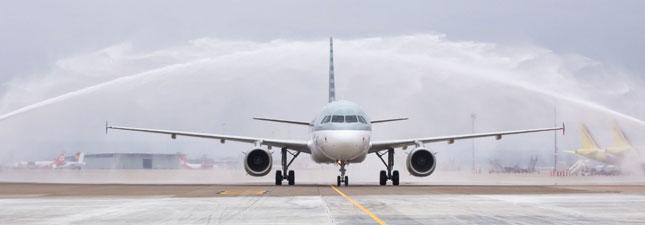 Airbus A319-100 Катарские авиалинии