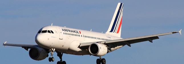 Airbus A319-100 Air France