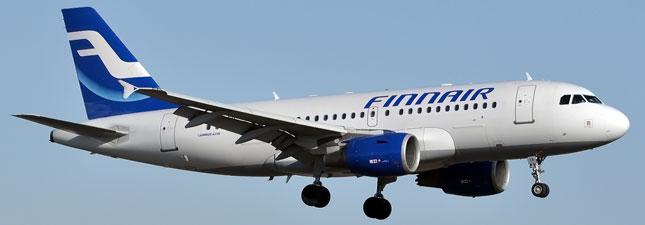 Airbus A319-100 Finnair