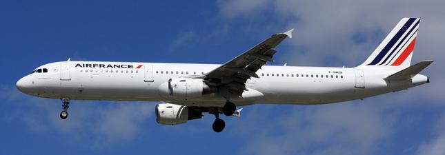 Airbus A321-100 Air France