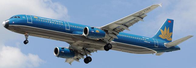Airbus A321-200 Вьетнамские авиалинии