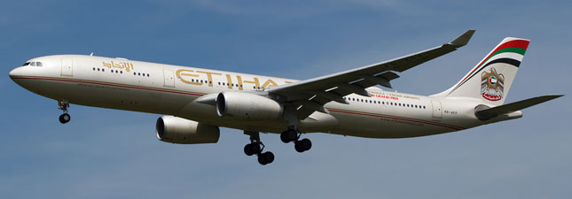 Airbus A330-200 Etihad Airways