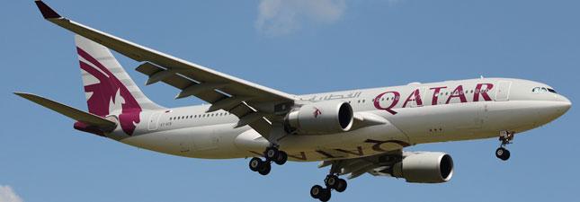 Airbus A330-200 Катарские авиалинии