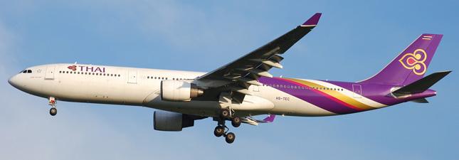 Airbus A330-300 Тайские авиалинии