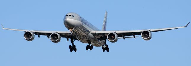 Airbus A340-600 Катарские авиалинии