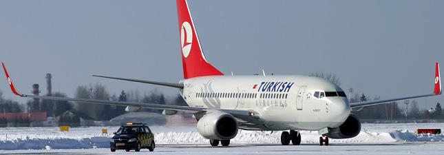 Boeing 737-700 Турецкие авиалинии
