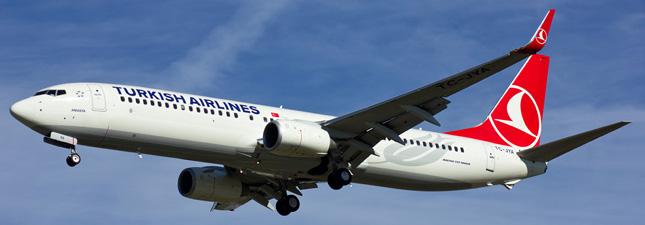 Boeing 737-900 Турецкие авиалинии