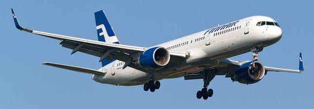 Boeing 757-200 Finnair